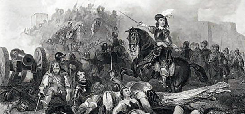 the storming of bristol 26th july 1643 george cattermole