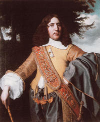 Portrait of Louis de Geer the Younger, by Bartholomeus van der Helst, ca. 1655. Collection Nationalmuseum Stockholm